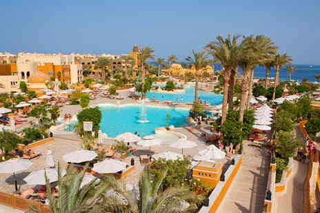 Sunwing Makadi Bay Hotel - Five Star All Inclusive Family Break on the Red Sea - Save 33%