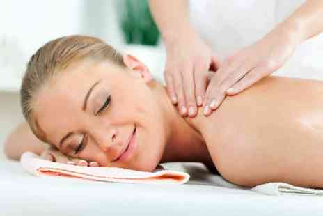 Reeta Arora Beauty Lounge - 60 minute pamper package with a facial and choice of massage - Save 70%