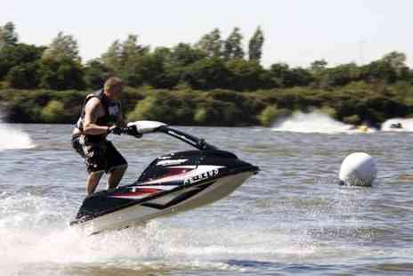 Buyagift - Jet ski experience at one of two UK locations get out on the water for an exhilarating experience - Save 0%