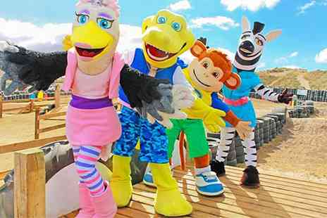 New Pontins - Two Night Family Entertainment Break for Up to Four - Save 0%