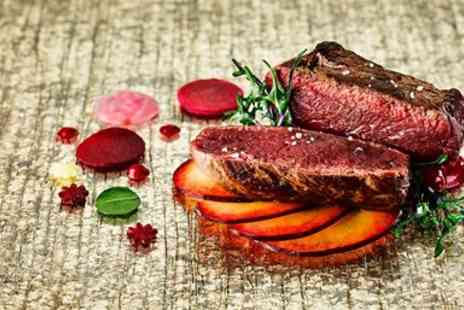 Park House Restaurant - 2 AA Rosette 5 course tasting menu for 2 - Save 50%