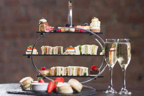 Crowne Plaza Solihull - Afternoon tea for two or include a glass of Prosecco each - Save 25%