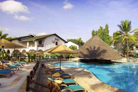 Away Holidays - Deluxe Kenya beach holiday including flights & meals - Save 0%
