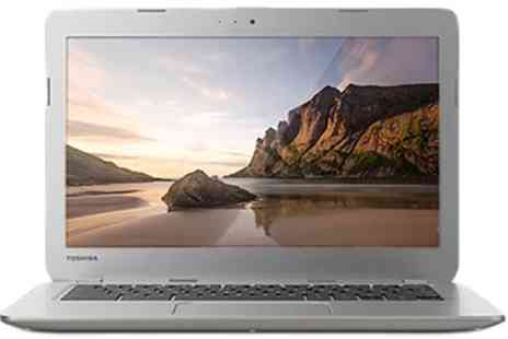 Buyer Area Limited - Refurbished Toshiba CB30-A3120 13.3 Inch Chromebook with Intel Celeron 2955U Dual Core 1.4Ghz CPU With Free Delivery - Save 0%
