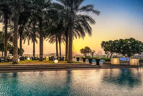InterContinental Dubai Festival City - Five Star Skyline Views from Dubai Creek For Two - Save 79%