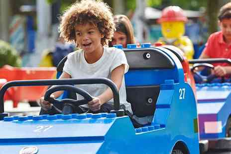 Holiday Extras - The LEGOLAND Windsor Resort, Kids Go Free Plus a chance to win the value of your holiday back - Save 0%