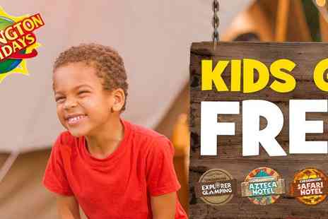 Holiday Extras - Chessington World of Adventures Resort, Limited Time Only Kids Go Free on Family Short Breaks - Save 0%