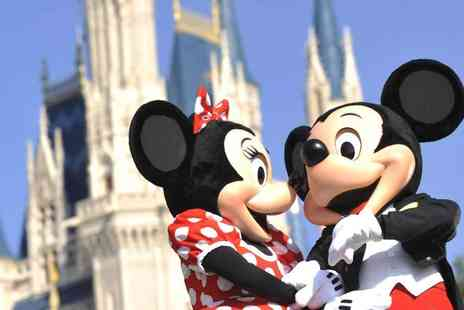 Superbreak - Disneyland Paris Tickets & Hotel Stay - Save 0%