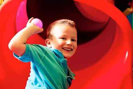 Gambado - Gambado Chelsea One Month Pass, Ultimate Soft Play Fun for ages 0 to 12, Play, Learn and Explore - Save 25%