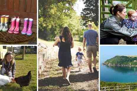 Polean Farm - Polean Farm Cottages Family Short Breaks, Four Star Child Friendly Self Catering Farm Cottages - Save 15%