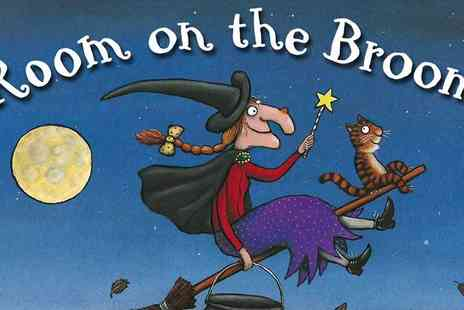 Encore Tickets - Room On The Broom Live ticket at the Lyric Theatre - Save 0%