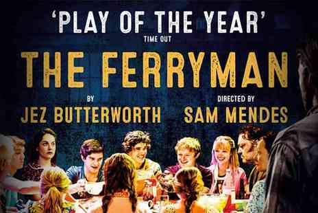 Ingresso - The Ferryman at the Gielgud Theatre - Save 0%