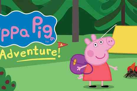 Ingresso - Peppa Pigs Adventure in Ilford, Tunbridge Wells, Peterborough and More - Save 0%