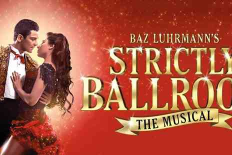 Ingresso - Strictly Ballroom The Musical at the Piccadilly Theatre - Save 0%