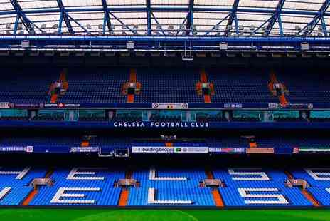 Attraction Tix - Chelsea Stadium Tour And Museum - Save 15%
