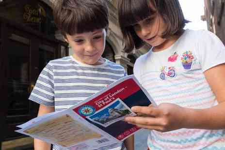 Treasure Trails - Personalised Treasure Hunt Trail, An Imaginative and Fun Way to Discover and Learn - Save 26%