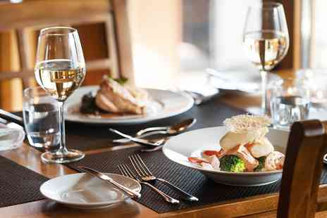 Frasers - Two course lunch w/coffee for 2 - Save 52%