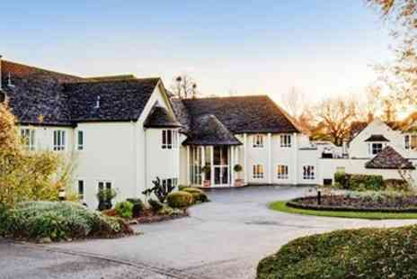 Sudbury House Hotel - Two AA Rosette lunch & coffee for Two - Save 0%
