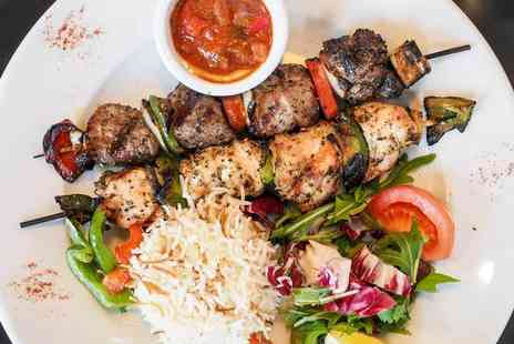 The Olive Tree - £24 voucher to spend on food for two - Save 67%