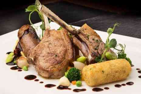 Bertrams Restaurant - Award winning 3 course meal for 2 with bubbly - Save 41%
