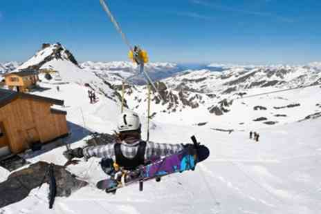 Peak Pursuits - Three Valleys chalet week - Save 0%