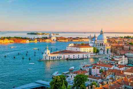Weekender Breaks - Two or three night Venice break including flights - Save 46%