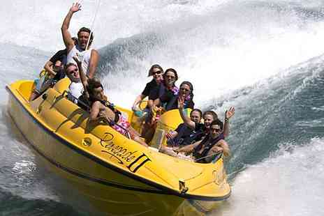 Saber Powersports - Two Hour Jet Viper Speedboat Experience for Up to Four - Save 0%