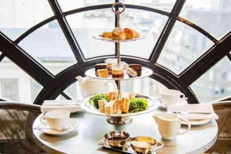 Hotel Gotham - Five star Manchester hotel afternoon tea & bubbly for 2 - Save 40%