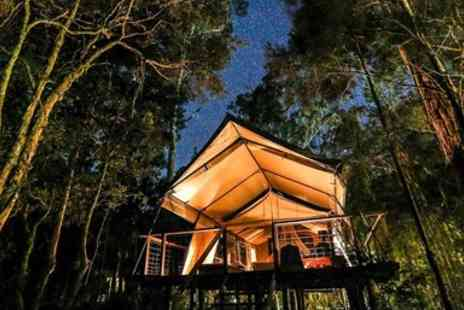 Paperbark Camp - Two Night Glamping with Half Board & Whale Watching - Save 0%