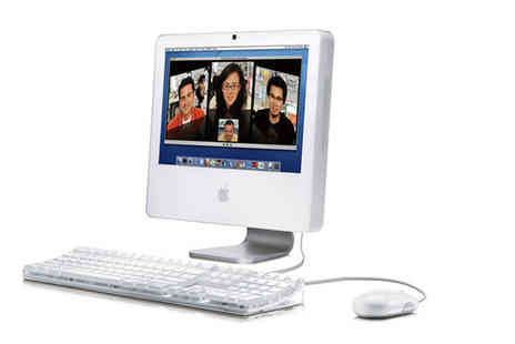 Megamax Marketing - Refurbished Apple iMac A1173 with a non Apple keyboard and mouse - Save 70%