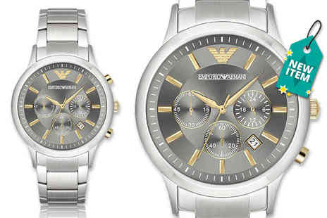 D2time - Mens Emporio Armani AR11047 watch - Save 52%