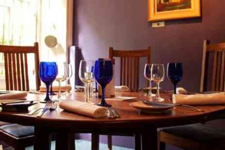 La Garrigue - French Meal with Wine for Two or Four - Save 42%