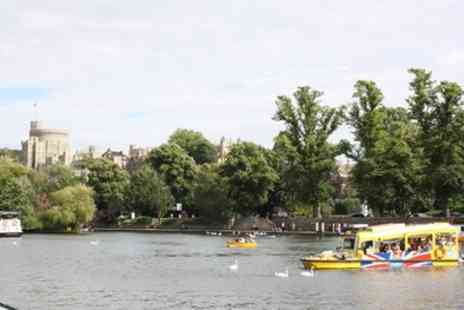 Windsor Duck Tours - Windsor Duck Tours Ticket for One Adult or Family of Four - Save 52%