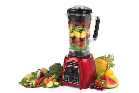 Groupon Goods Global GmbH - Salter EK2154 Multi Purpose Blender Pro Smoothie and Juice Maker With Free Delivery - Save 0%