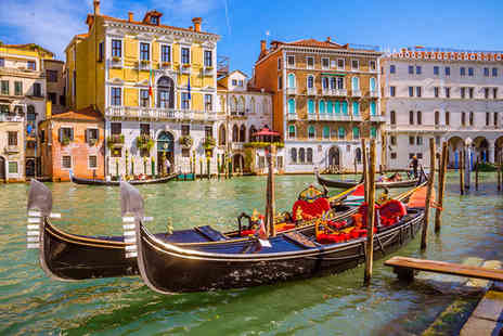 Best Western Premier Hotel - Four Star Stay in a Former Venetian Convent in Lagoon City For Two - Save 71%