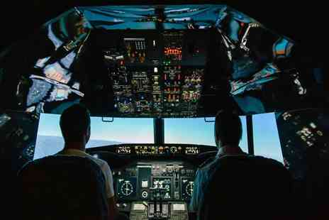Flight Sim Centre - Flight Simulator Experience - Save 26%