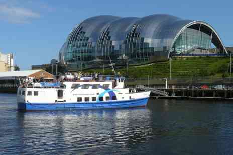 River Escapes - Quay to Sea Sightseeing Tour for Two - Save 35%