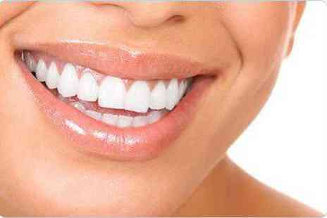 Complete Smile Cosmetic Dental Clinic - Teeth Whitening Treatment with Air Flow Polish - Save 62%