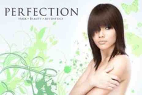 Perfection Express - Cut, Restyle, and Blow Dry - Save 60%