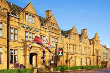 Mercure Banbury Whately Hall - Historic inn stay with dinner - Save 39%