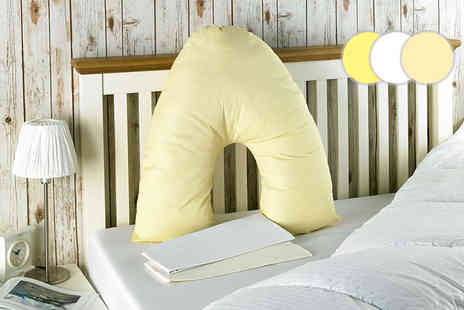 Better Dreams - V shaped pillow and cover - Save 63%