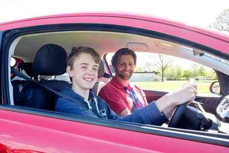 Buyagift - 30 minute young driver experience at one of 49 UK locations - Save 0%