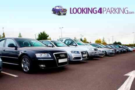 Looking4Parking - Up to 35% Off Park and Ride, Meet and Greet or Long Term Airport or Seaport Parking - Save 0%