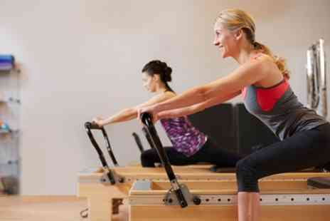 Refresh - Five or Ten Reformer Pilates Classes - Save 80%