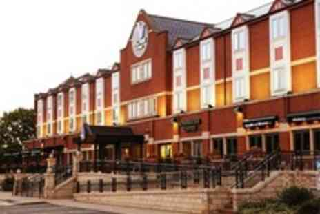 Village Hotel Coventry - Two Night Stay For Two With Three Course Dinner and Breakfast - Save 42%
