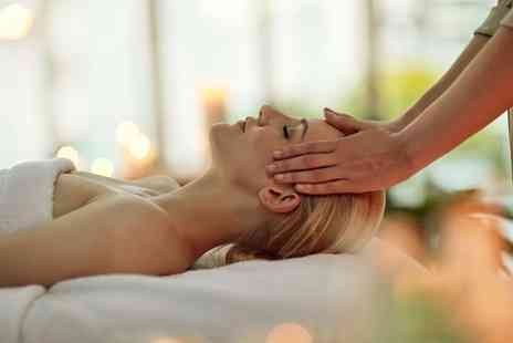 Tweeks Beauty - 45 Minute Indian Head Massage, Hopi Ear Candling or Both - Save 0%