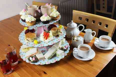 Oaktree Restaurant - Afternoon Tea for Two Adults or Two Adults and Two Children - Save 0%