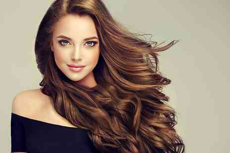 Huda Salon - Wash, cut, blow dry and conditioning treatment - Save 68%