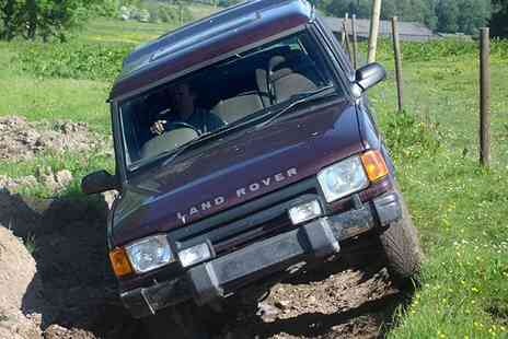 Action Adventure Activities - Off Road Driving for a Junior or One or Two Adults - Save 0%