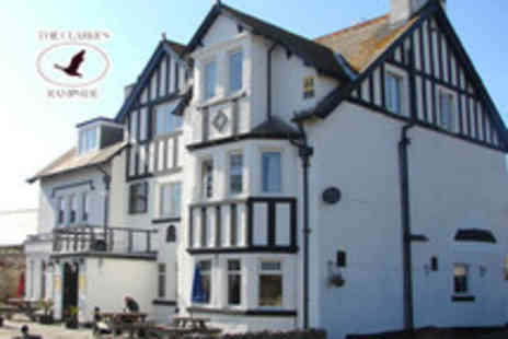 The Clarkes Hotel - Two night break for 2 at Cumbria inc. a full English breakfast each morning - Save 50%